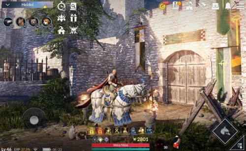 4 Best New Android Mmorpg Games Of 2020 Tl Android Games